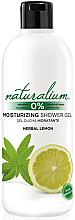 Parfüm, Parfüméria, kozmetikum Tusfürdő - Naturalium Herbal Lemon Shower Gel