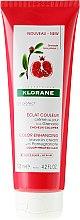 Parfüm, Parfüméria, kozmetikum Hajkrém - Klorane Color Enhancing Leave-In Cream With Pomegranate