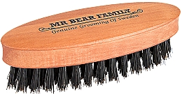 Parfüm, Parfüméria, kozmetikum Szakáll és bajuszkefe - Mr. Bear Family Beard Brush Travel Size