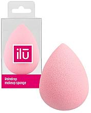 Parfüm, Parfüméria, kozmetikum Sminkszivacs - Ilu Sponge Raindrop Pink