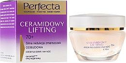 Parfüm, Parfüméria, kozmetikum Anti-age arckrém - Perfecta Ceramid Lift 70+ Face Cream