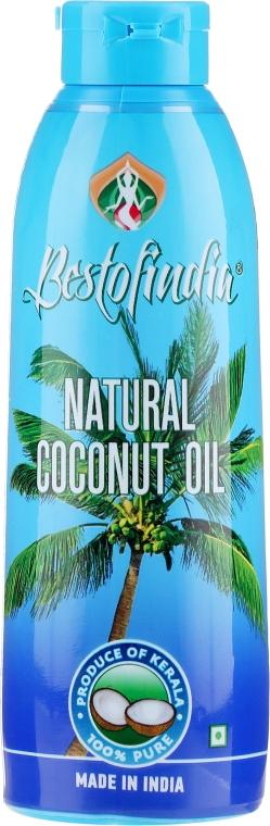 Természetes kókusz olaj - Bestofindia Natural Coconut Oil