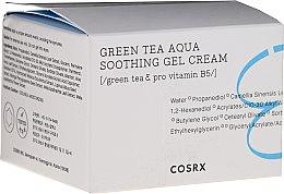Parfüm, Parfüméria, kozmetikum Nyugtató krém-gél - Cosrx Hydrium Green Tea Aqua Soothing Gel Cream