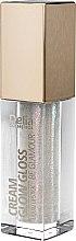 Parfüm, Parfüméria, kozmetikum Folyékony rúzs - Delia Cream Glow Gloss Be Glamour Liquid Lipstick