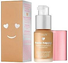 Parfüm, Parfüméria, kozmetikum Alapozó - Benefit Hello Happy Flawless Foundation (mini)