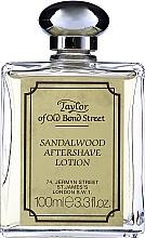 Parfüm, Parfüméria, kozmetikum Taylor Of Old Bond Street Sandalwood Aftershave Lotion Alcohol-Based - Borotválkozás utáni lotion