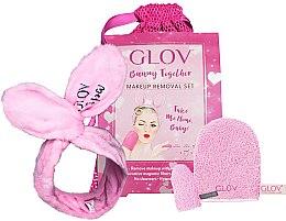 Parfüm, Parfüméria, kozmetikum Szett - Glov Spa Bunny Together Set (glove/1 + mini/glove/1 + headband/1 + bag/1)