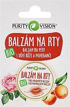 Parfüm, Parfüméria, kozmetikum Ajakápoló balzsam - Purity Vision Bio Lip Balm