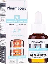 Parfüm, Parfüméria, kozmetikum Koncentrátum A és E vitaminnal - Pharmaceris A A&E Sensilix Duo Concentrate
