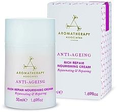 Parfüm, Parfüméria, kozmetikum Anti-age tápláló arckrém - Aromatherapy Associates Anti-Ageing Rich Repair Nourishing Cream