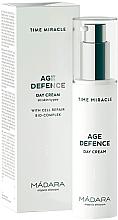 Parfüm, Parfüméria, kozmetikum Nappali arckrém - Madara Cosmetics Time Miracle Age Defence