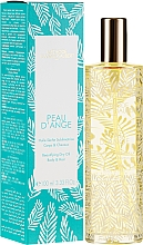 Parfüm, Parfüméria, kozmetikum Száraz olaj-spray testre és hajra - Methode Jeanne Piaubert Peau D'ange Beautifying Dry Oil Body&Hair Flacon-Spray