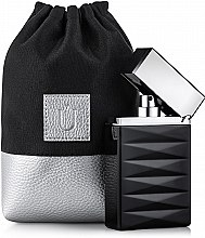 """Parfüm, Parfüméria, kozmetikum Parfüm táska """"Perfume Dress"""", fekete - MakeUp"""