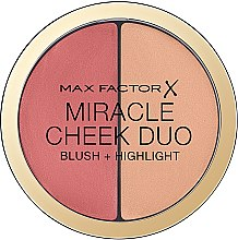 Parfüm, Parfüméria, kozmetikum Korrektor paletta - Max Factor Miracle Cheeck Duo