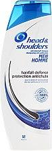Parfüm, Parfüméria, kozmetikum Hajhullás elleni sampon - Head & Shoulders Hairfall Defense Shampoo