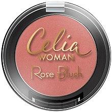 Parfüm, Parfüméria, kozmetikum Arcpirosító - Celia Woman Rose Blush
