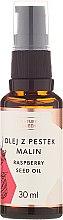 Parfüm, Parfüméria, kozmetikum Málnamag olaj - Nature Queen Raspberry Seed Oil