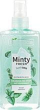 Parfüm, Parfüméria, kozmetikum Izzadásgátló lábspray - Bielenda Minty Fresh Foot Care Antiperspirant