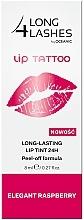 Parfüm, Parfüméria, kozmetikum Tartós ajakrúzs - Long4Lashes Lip Tattoo Long Lasting Lip Tint 24h