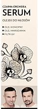 "Parfüm, Parfüméria, kozmetikum Szérum-olaj ""Fekete orchidea"" - WS Academy Black Orchid Serum Oil"