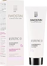 Parfüm, Parfüméria, kozmetikum Regeneráló éjszakai arckrém - Iwostin Estetic 2 Revitalization Night Cream
