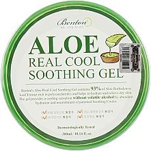 Parfüm, Parfüméria, kozmetikum Univerzális nyugtató gél 93% aloe verával - Benton Aloe Real Cool Soothing Gel