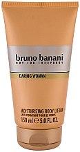 Parfüm, Parfüméria, kozmetikum Bruno Banani Daring Woman - Testápoló tej