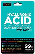 Parfüm, Parfüméria, kozmetikum Szemtapasz - Beauty Face IST Hyaluronic Acid Eco Fiber Eye Patch