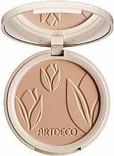 Parfüm, Parfüméria, kozmetikum Kompakt arcpúder - Artdeco Green Couture Natural Finish Makeup