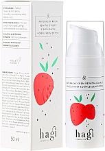 Parfüm, Parfüméria, kozmetikum Természetes regeneráló krém növényi komplexummal - Hagi