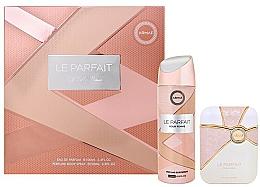 Parfüm, Parfüméria, kozmetikum Armaf Le Parfait Pour Femme - Szett (edp/100ml + deo/spray/200ml)