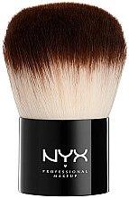 Parfüm, Parfüméria, kozmetikum Kabuki ecset - NYX Professional Makeup Pro Kabuki Brush