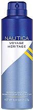 Parfüm, Parfüméria, kozmetikum Nautica Voyage Heritage - Dezodor