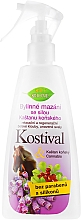 Parfüm, Parfüméria, kozmetikum Lábápoló spray - Bione Cosmetics Cannabis Kostival Herbal Salve With Horse Chestnut