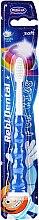 Parfüm, Parfüméria, kozmetikum Gyermek fogkefe Rebi-Dental M14, világos kék - Mattes Rebi-Dental
