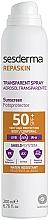 Parfüm, Parfüméria, kozmetikum Napvédő testpermet - SesDerma Laboratories Repaskin Aerosol Spray SPF50
