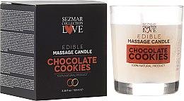 """Parfüm, Parfüméria, kozmetikum Természetes masszázs gyertya """"Chocolate"""" - Sezmar Collection"""