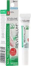 Parfüm, Parfüméria, kozmetikum Körömágy ápoló szérum aloe kivonattal - Eveline Cosmetics Nail Therapy Professional Serum Aloe Conditioner