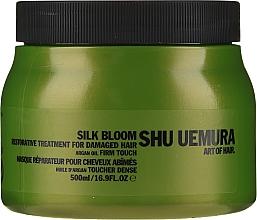 Parfüm, Parfüméria, kozmetikum Helyrellító hajmaszk sérült hajra - Shu Uemura Art Of Hair Silk Bloom Restorative Treatment