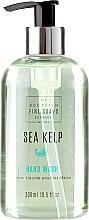 Parfüm, Parfüméria, kozmetikum Folyékony kézszappan - Scottish Fine Soaps Sea Kelp Hand Wash