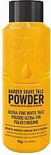 Parfüm, Parfüméria, kozmetikum Talcum testre - Nishman Barber Shave Talc