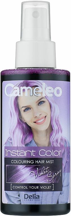 Színező hajspray - Delia Cameleo Instant Color