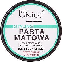 Parfüm, Parfüméria, kozmetikum Hajformázó paszta - Tenex Stile Unico Pasta
