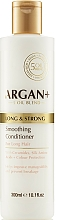 Parfüm, Parfüméria, kozmetikum Kondicionáló keramiddal - Argan + Long & Strong Smoothing Conditioner