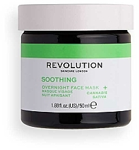 Parfüm, Parfüméria, kozmetikum Arcmaszk - Revolution Skincare Smoothing Night Facial Mask