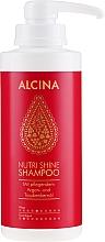 Parfüm, Parfüméria, kozmetikum Tápláló sampon - Alcina Nutri Shine Oil Shampoo