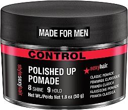 Parfüm, Parfüméria, kozmetikum Hajformázó pomádé - SexyHair Polished Up Pomade Classic