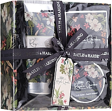 Parfüm, Parfüméria, kozmetikum Szett - Baylis & Harding Royale Garden Verbena & Chamomile (sh/cr/130ml + soap/150g + b/butter/100ml)