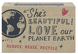 Parfüm, Parfüméria, kozmetikum Szappan - Bath House Barefoot and Beautiful Hand Soap She`s Beautiful! Bergamot