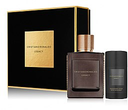 Parfüm, Parfüméria, kozmetikum Cristiano Ronaldo Legacy - Szett (edt/50ml + deo/75ml)